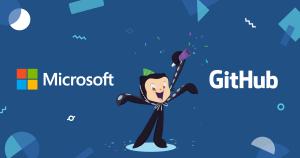 Microsoft prend le contrôle de la plate-forme de partage de code GitHub