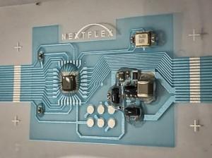 Flexible Arduino : surveiller l'intégrité structurelle des avions de chasse ?