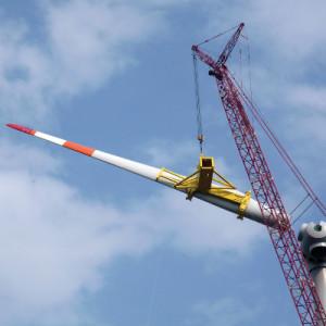 Énergie éolienne et batteries à oxydoréduction