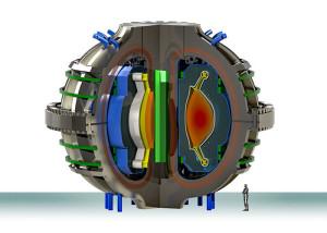 Réacteur à fusion nucléaire évolué, robuste et compact. Image : MIT / Alexander Creely