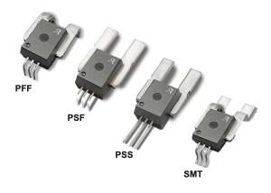 Sondes de courant de 400 A isolées jusqu'à 1,3 kV