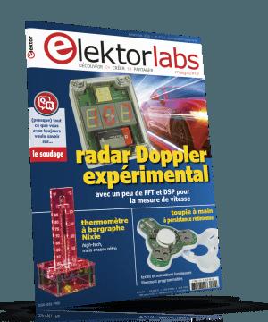 Le nouveau numéro d'Elektor (juillet-août 2018)
