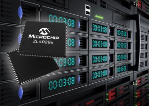 Microchip présente les premiers tampons d'horloge conformes aux standards DB2000Q/QL et aux spécifications de faible gigue PCIe Gen 4 et Gen 5