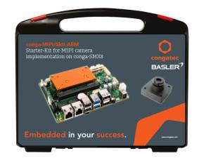 congatec étend son offre de vision embarquée pour la série de processeurs NIX i.MX 8