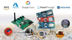 Microchip lance une gamme de solutions IoT embarquées pour un prototypage rapide, qui permet la connectivité au Cloud pour tous les microcontrôleurs et microprocesseurs