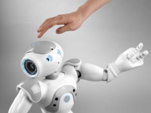 Le robot Nao.