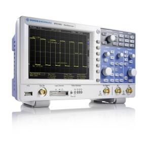 Oscilloscope R&S RTC1000 : un excellent rapport qualité/prix