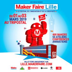 Soyez curieux : visitez la Maker Faire Lille