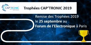 Remise des Trophées CAP'TRONIC 2019