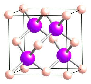 Arséniure de bore = haute conductivité thermique