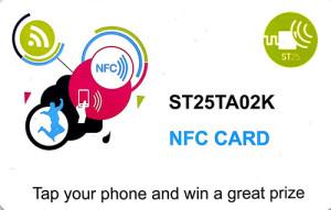 Pas besoin d'Android pour lire l'UID de la balise NFC sur la carte de visite électronique jointe au numéro de janvier-février 2016 d'Elektor (réservé aux abonnés)