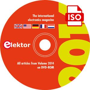 Elektor DVD 2014 Téléchargement pour les abonnés