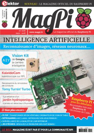 MagPi bientôt disponible en français