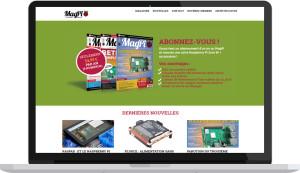 Site www.magpi.fr : tout nouveau, tout beau !