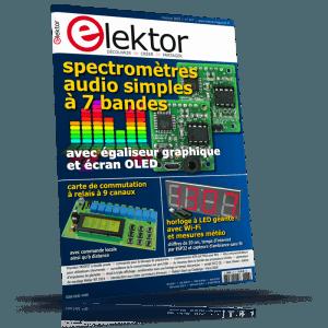 Le nouveau numéro d'Elektor (mai-juin 2019)