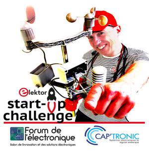 elektor start-up challenge : au devant des investisseurs et de l'imprévu !