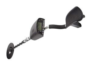 Le détecteur de métaux CS400 assemblé. Illustration: Velleman.
