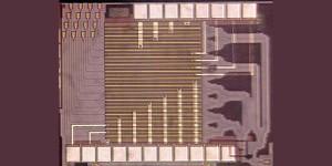 Licht afbuigen met een chip