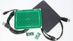 Speciale prijs voor 3D-ontwikkelkit/touchpad van Microchip