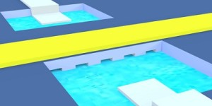 Bioelektronica stap verder met vloeistofdiode