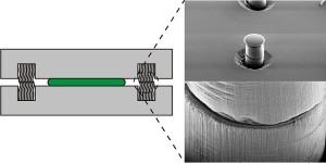 Betere 3D-chips door koolstof nanobuisjes