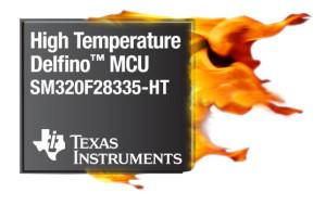 Microcontroller is bestand tegen 210 °C