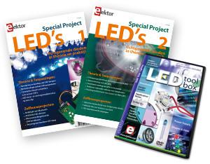Speciale aanbieding: Combinatiepakket LED's