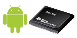 Gratis Android-ontwikkelsoftware van TI