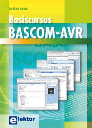 Nieuw Elektor-boek Basiscursus BASCOM-AVR nu verkrijgbaar
