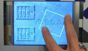 Multi-touch gebruiker-interfaces