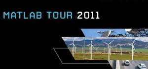 MATLAB Tour 2011 op 5 oktober in Nederland