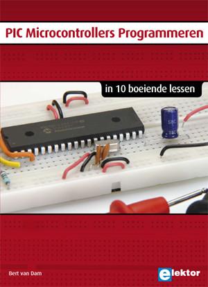 Reserveer het nieuwe Elektor-boek PIC Microcontrollers Programmeren