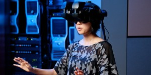 Virtual reality lab voor psychologische experimenten