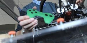 Elektronica uit een 3D-printer