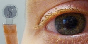 Augmented reality-contactlens