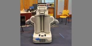 Robot beweegt zelfstandig in veranderende omgeving