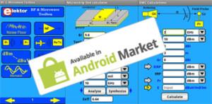 Elektor RF & Microwave Toolbox voor Android