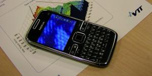Microscoop voor mobiele telefoon