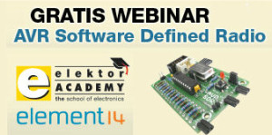 Elektor-webinar: AVR Software Defined Radio