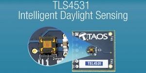 Daglichtsensor voor intelligente verlichtingssystemen