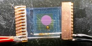 Duurzame zonnecellen gemaakt met zink