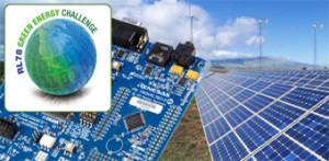 Volg de RL78 Green Energy Challenge ook op Twitter en Facebook