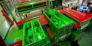 Laser levert 1 petawatt-puls per seconde