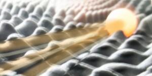Plastic elektronica zonder ladingsvallen