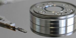Leeskop van grafeen voor magnetische data