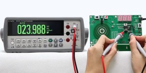 Snelste digitale multimeter