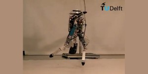 Delftse looprobots gaan rennen