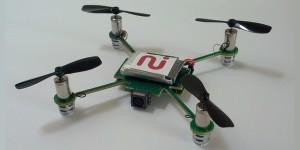 Nanokopter stuurt video naar je smartphone