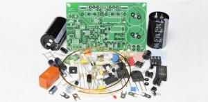 Compacte audio-eindtrap nu verkrijgbaar als bouwpakket