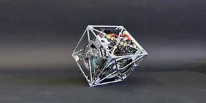 Cubli: een wandelende kubus